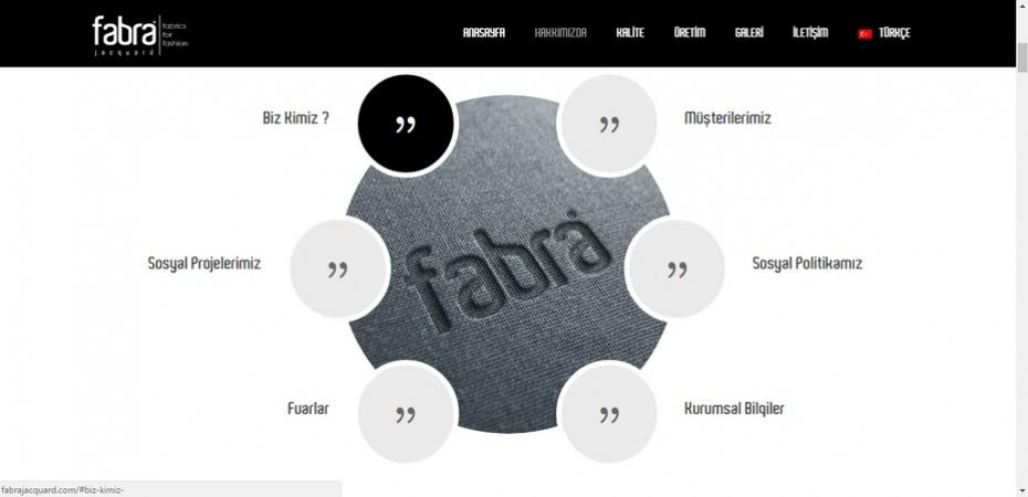 Fabra Jacquard
