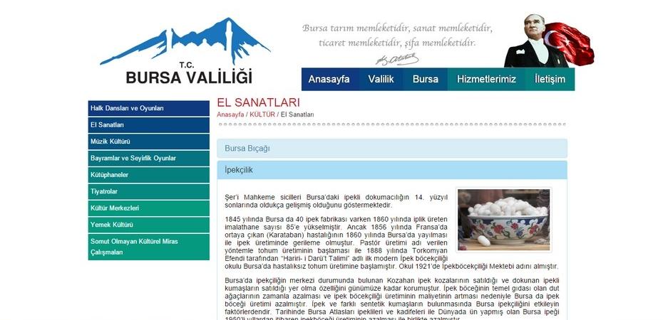 T.C. Bursa Valiliği